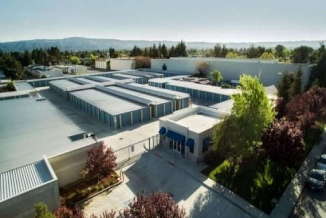 Self Storage Units Independence Ave Mountain View Ca