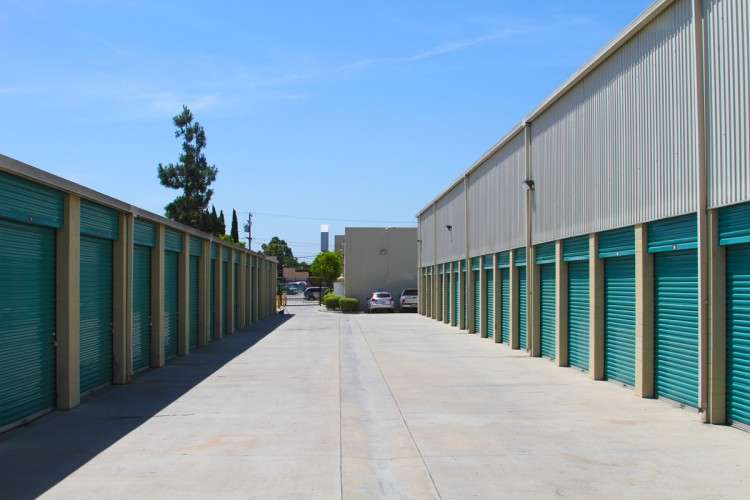 Storage Units Near You In Gardena Ca Saf Keep Storage