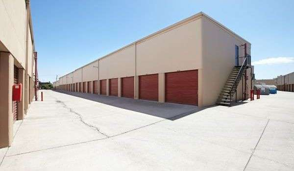 Self Storage Units On Middlefield In Redwood City Ca