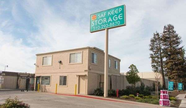 Self Storage Units On Winton Ave In Hayward Ca Saf Keep