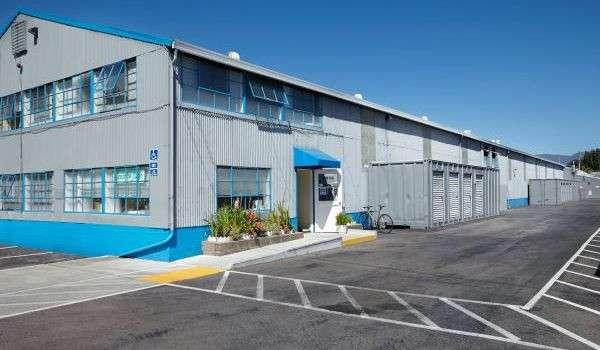 Self Storage Units On Marinship Way Sausalito Ca Saf Keep