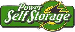Power Self Storage Logo